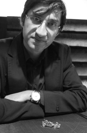 Asif Kapadia - India 2011 portrait