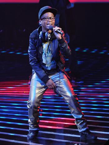 Astro X Factor live show 2 P