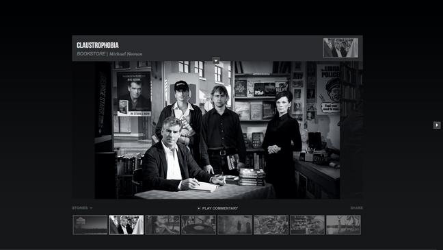 Dark Score Stories - Screen Capture - 2011