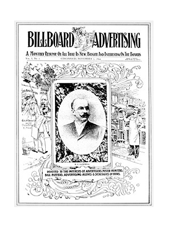 Billboard first issue