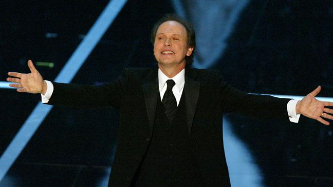 Billy Crystal Oscars Host - H 2011