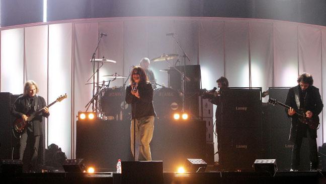 Black Sabbath Stage London - H 2011