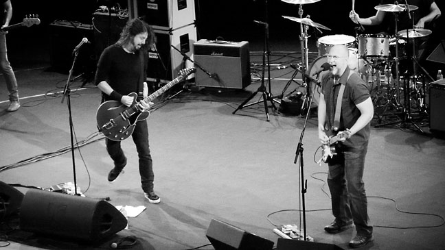 Bob Mould Tribute Dave Grohl - H 2011