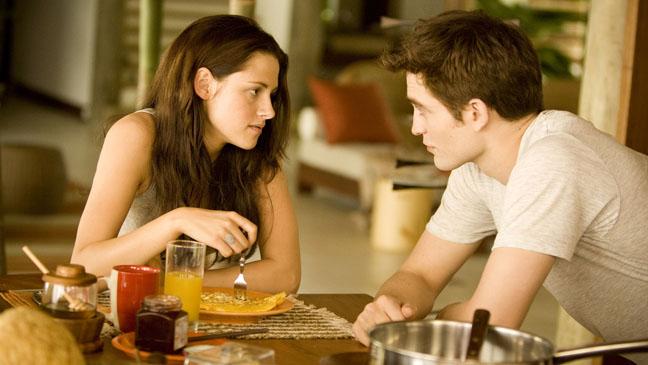 Breaking Dawn Kristen Stewart Robert Pattinson - H 2011