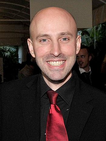 Brian K. Vaughn Headshot - P 2011