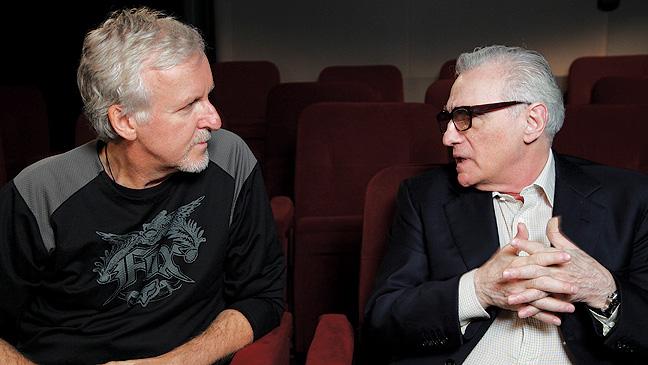 42 FEA Scorsese James Cameron Martin Scorsese H