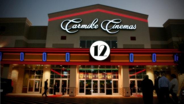 Carmike Cinemas Exterior - H 2011