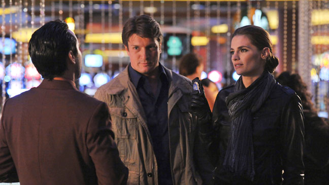 Castle - Season 4 11/7 Episode - 2011