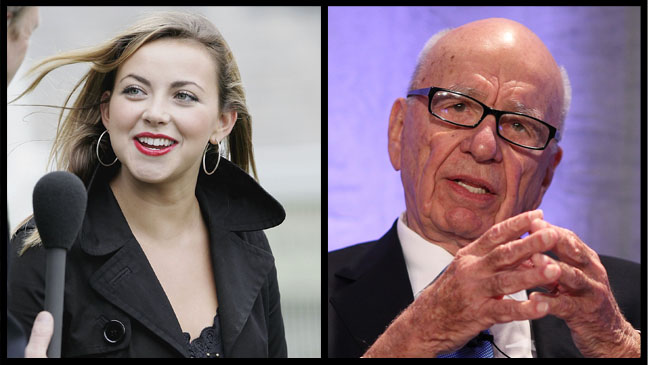 Charlotte Church Rupert Murdoch Split - H 2011