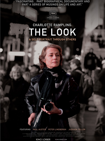 Charlotte Rampling: The Look Poster P 2011