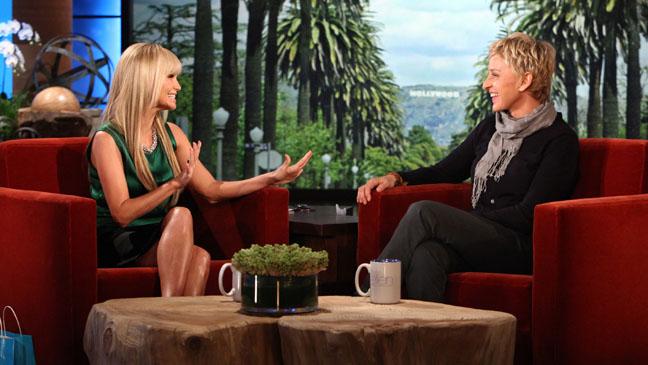 Chenoweth Ellen DeGeneres Show - H 2011