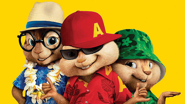 """""""Alvin and the Chipmunks: Chipwrecked"""""""