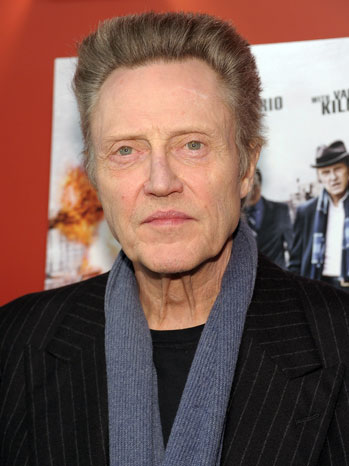 Christopher Walken - P