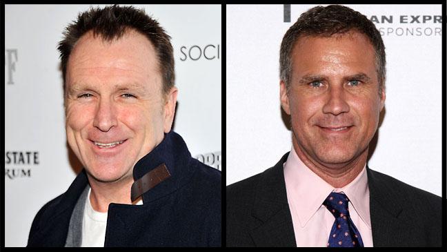 Colin Quinn Will Ferrell Split - H 2011