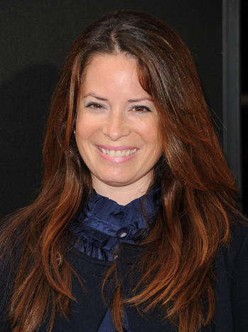 Holly Marie Combs - P 2011