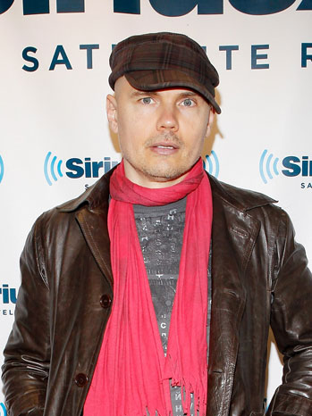 Billy Corgan - P 2011