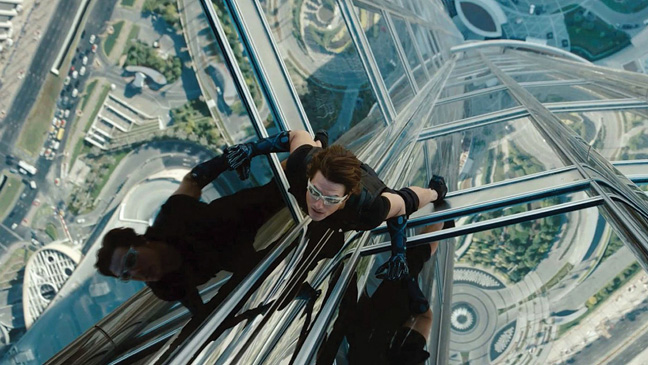 """Mission: Impossible -- Ghost Protocol"""