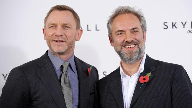 Daniel Craig Sam Mendes Bond - H 2011