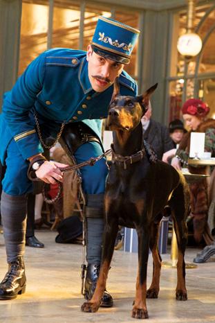 """Sacha Baron Cohen in """"Hugo"""""""