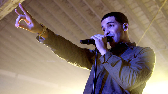 Drake Google Party Performance - H 2011