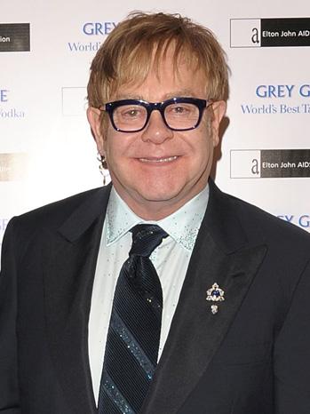 "Elton John, ""Love Builds A Garden"" (""Gnomeo & Juliet"")"