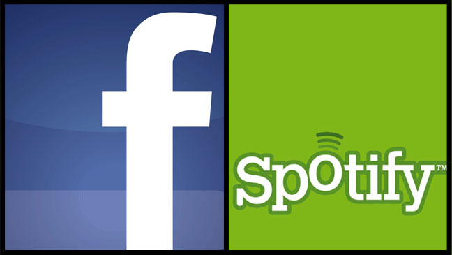 Spotify Facebook App Split - H 2011