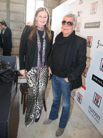 Fashion Week Roberto Cavalli Poto - P 2011