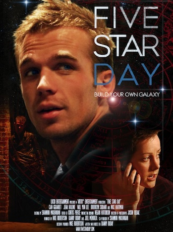 Five Star Day Poster P