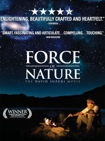 Force of Nature Poster Art - P 2011