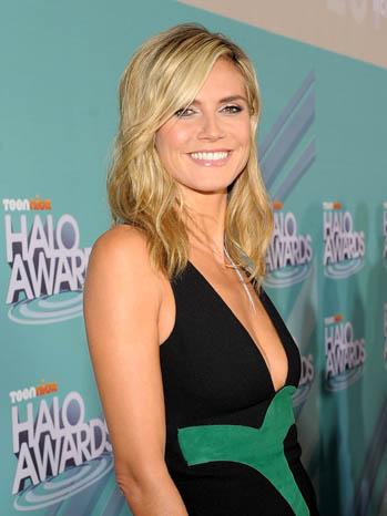 Heidi Klum HALO Awards - P 2011