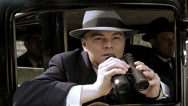 41 REV J. Edgar Leonardo DiCaprio H