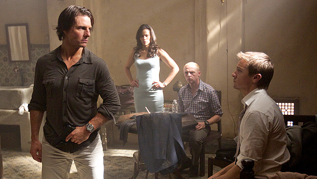 """""""Mission: Impossible -- Ghost Protocol"""""""