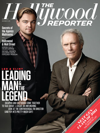 Issue 40 Cover Clint Eastwood and Leonardo DiCaprio