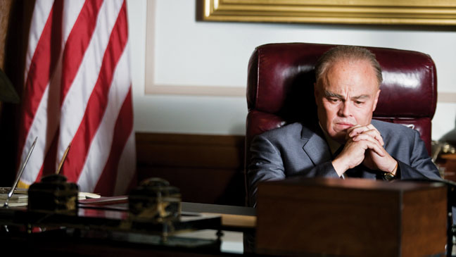 J. Edgar Film Still Desk - H 2011
