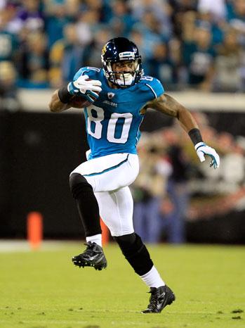 Jacksonville Jaguars Running Back - P 2011