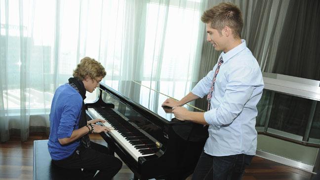 Jake and Cody Radio Disney - H 2011