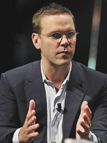 James Murdoch - Cannes Lions 58th International Festival Of Creativity - P - 2011