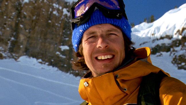 Jamie Pierre Headshot Ski Channel - H 2011