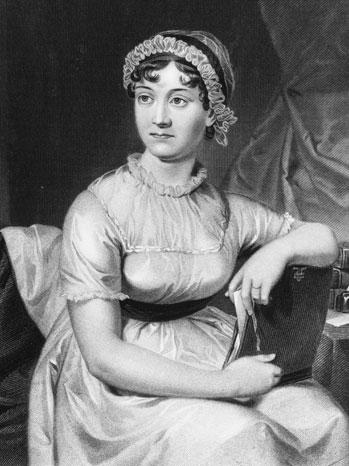 Jane Austen Family Portrait Circa 1790 - P