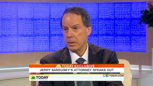 Jerry Sandusky Lawyer - H 2011