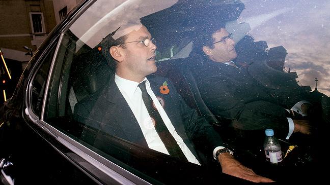 42 REP James Murdoch in Car H