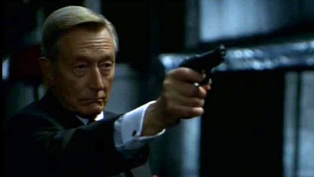John Neville X-Files Still - H 2011