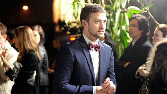 Justin Timberlake GQ Men of the Year - H 2011