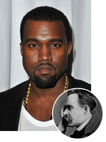 Kanye West Friedrich Nietzsche - P 2011