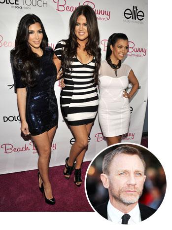 Kardashian Daniel Craig Split - P 2011