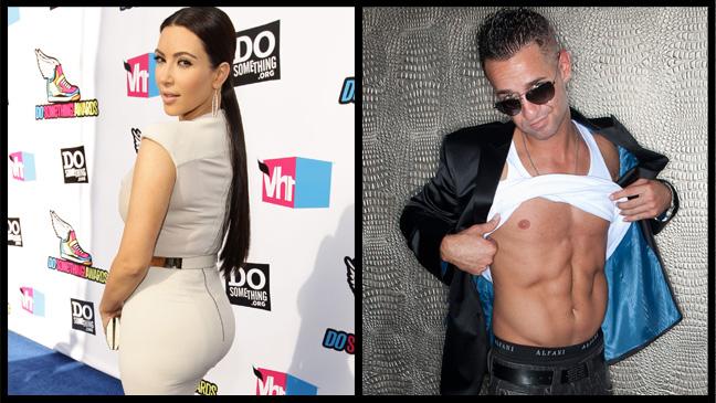 43 REP Kim Kardashian Mike Sorrentino