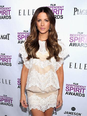 Kate Beckinsale Indie Spirit Nominations - P 2011