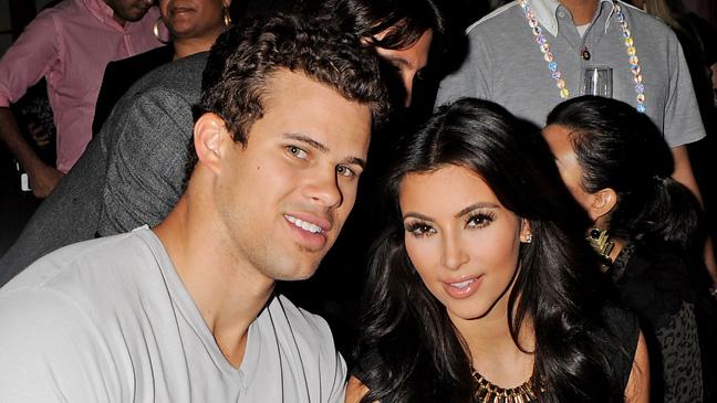 40 TOWN RAMBLING Kris Humphries Kim Kardashian H