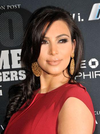 Kim Kardashian Game Changers Awards - P 2011