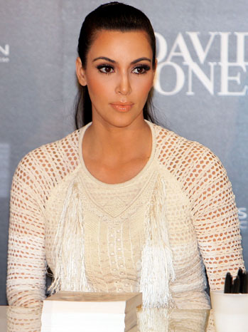 Kim Kardashian - Launches Handbags In Sydney - P - 2011